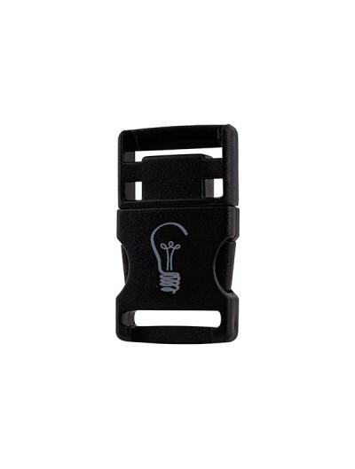 Fibbia con memoria USB